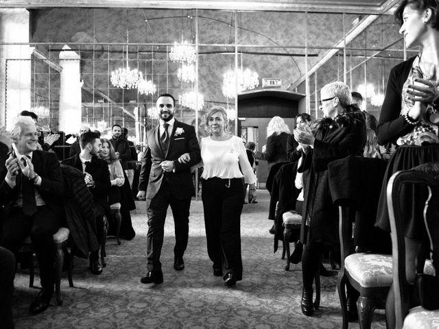 Il matrimonio di Riccardo e Daniela a Milano, Milano 56