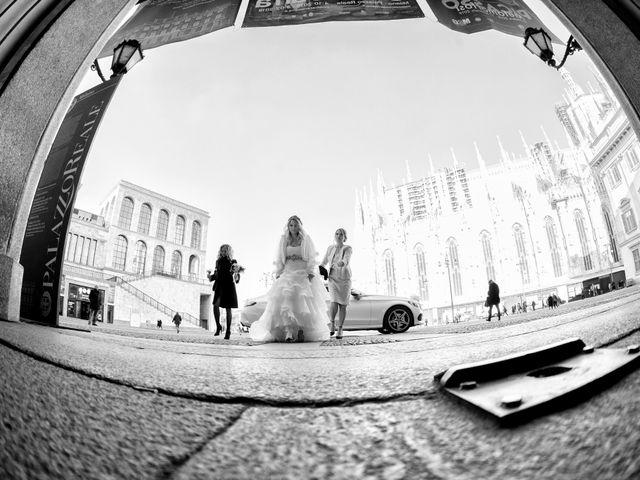Il matrimonio di Riccardo e Daniela a Milano, Milano 58