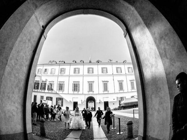 Il matrimonio di Riccardo e Daniela a Milano, Milano 59