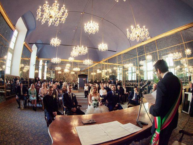 Il matrimonio di Riccardo e Daniela a Milano, Milano 68