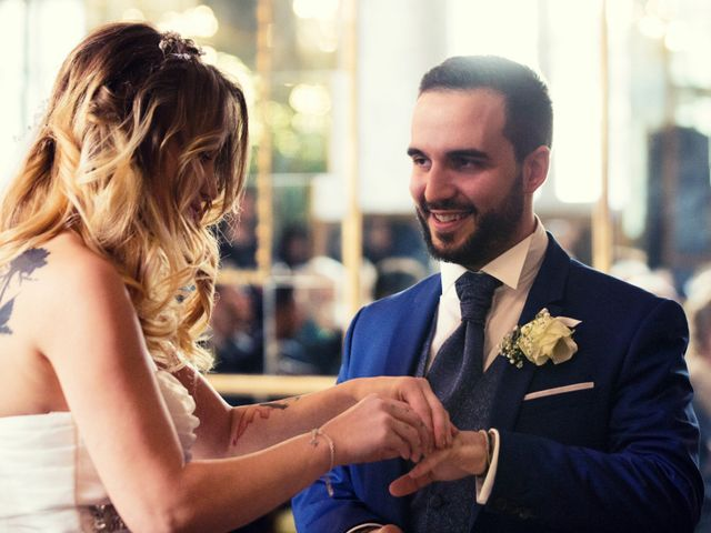 Il matrimonio di Riccardo e Daniela a Milano, Milano 71
