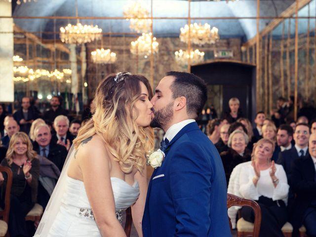 Il matrimonio di Riccardo e Daniela a Milano, Milano 75