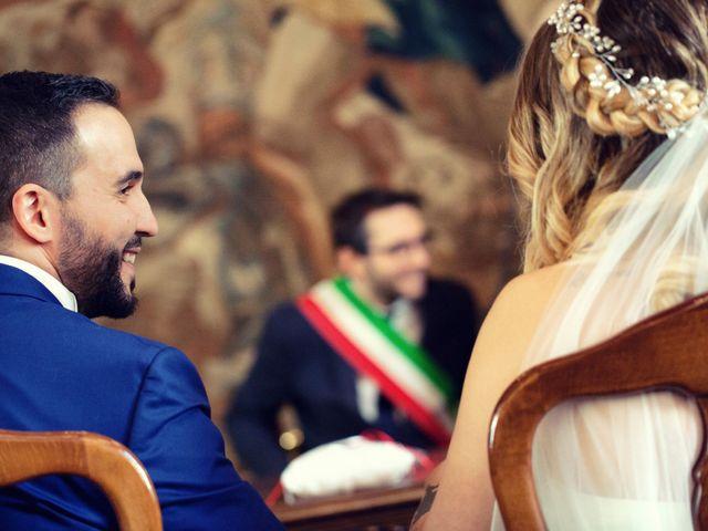 Il matrimonio di Riccardo e Daniela a Milano, Milano 78