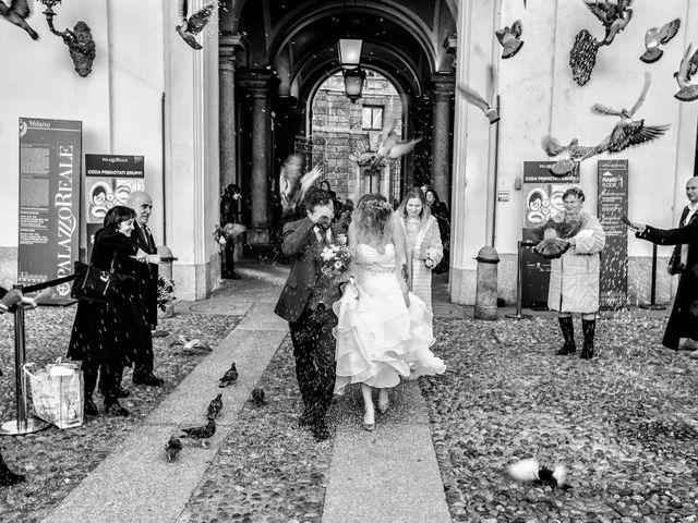 Il matrimonio di Riccardo e Daniela a Milano, Milano 79