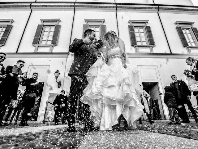 Il matrimonio di Riccardo e Daniela a Milano, Milano 81