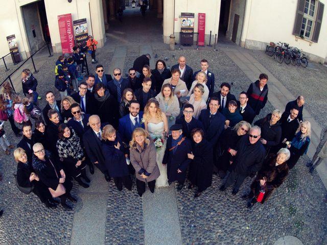 Il matrimonio di Riccardo e Daniela a Milano, Milano 82