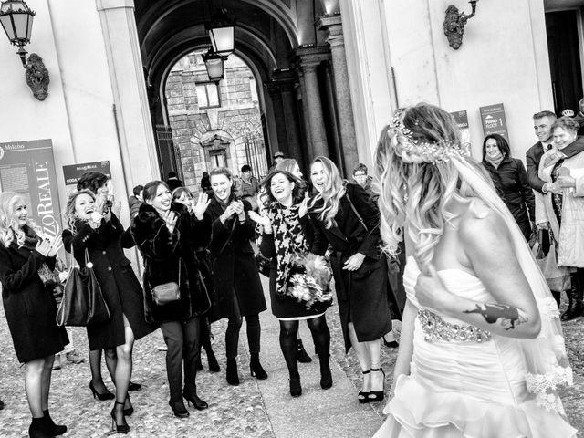 Il matrimonio di Riccardo e Daniela a Milano, Milano 84