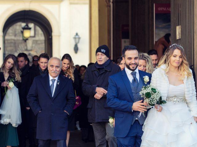 Il matrimonio di Riccardo e Daniela a Milano, Milano 85