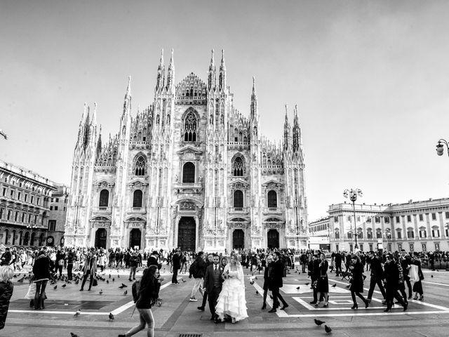Il matrimonio di Riccardo e Daniela a Milano, Milano 86