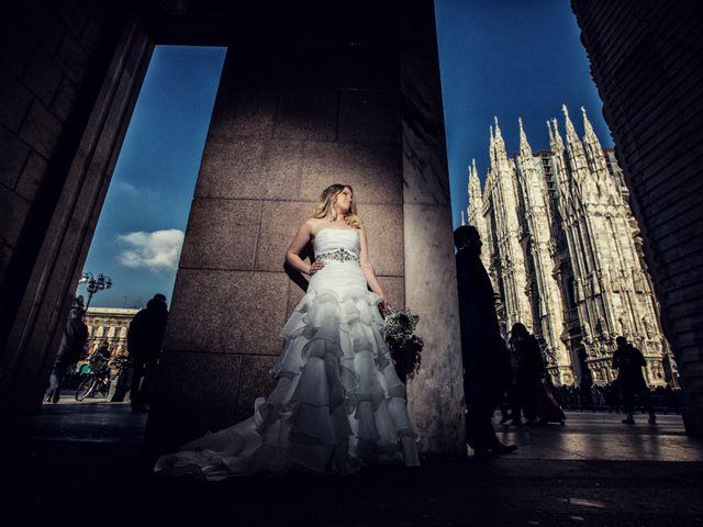 Il matrimonio di Riccardo e Daniela a Milano, Milano 93
