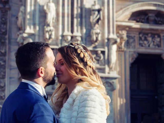 Il matrimonio di Riccardo e Daniela a Milano, Milano 94
