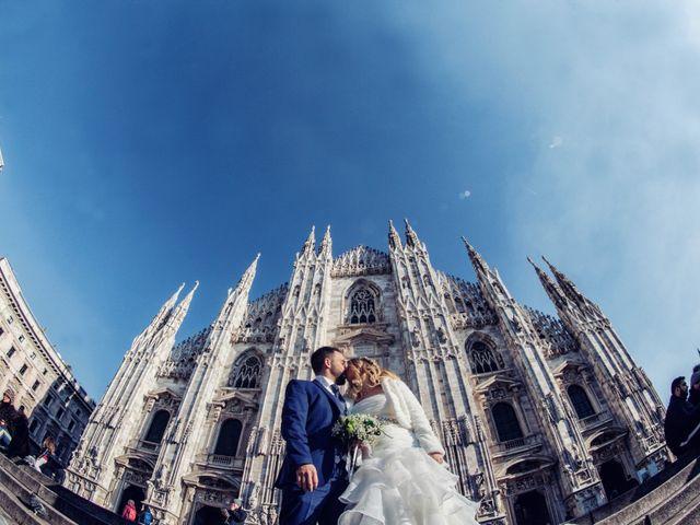 Il matrimonio di Riccardo e Daniela a Milano, Milano 95