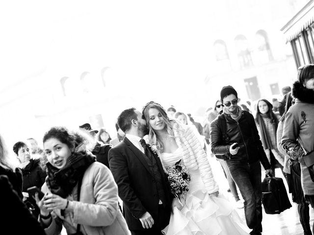 Il matrimonio di Riccardo e Daniela a Milano, Milano 96