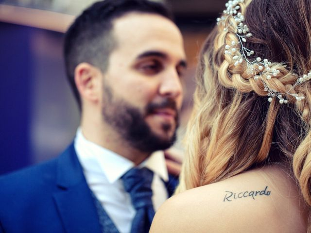 Il matrimonio di Riccardo e Daniela a Milano, Milano 99