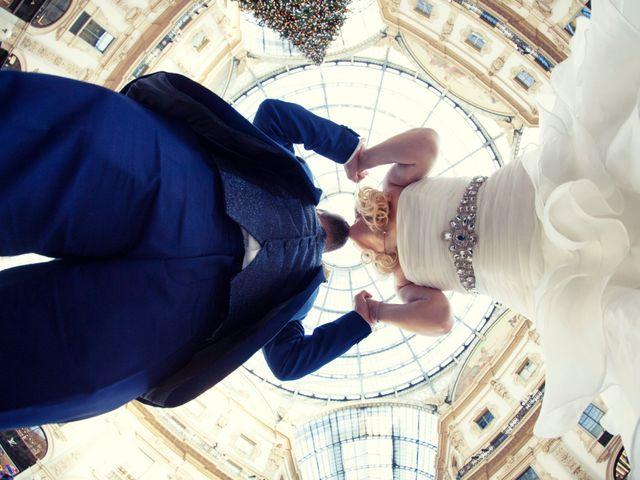 Il matrimonio di Riccardo e Daniela a Milano, Milano 100