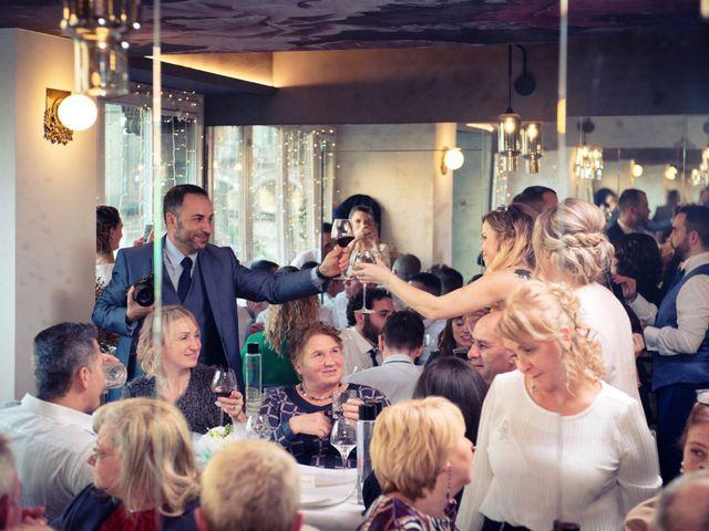 Il matrimonio di Riccardo e Daniela a Milano, Milano 110