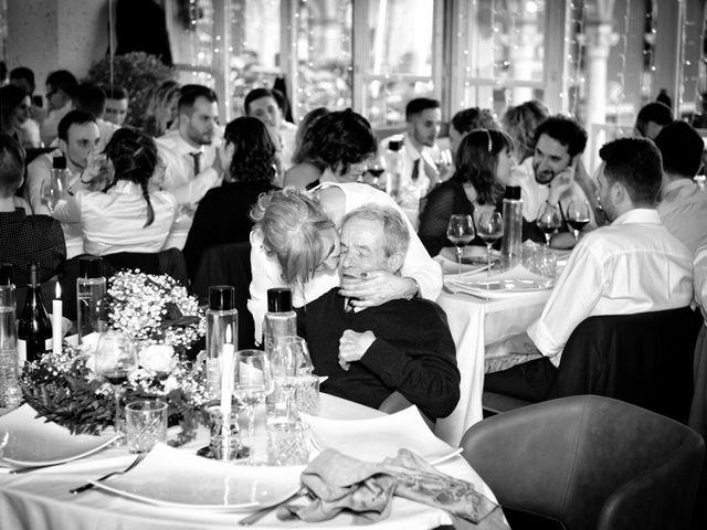 Il matrimonio di Riccardo e Daniela a Milano, Milano 112