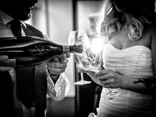 Il matrimonio di Riccardo e Daniela a Milano, Milano 113