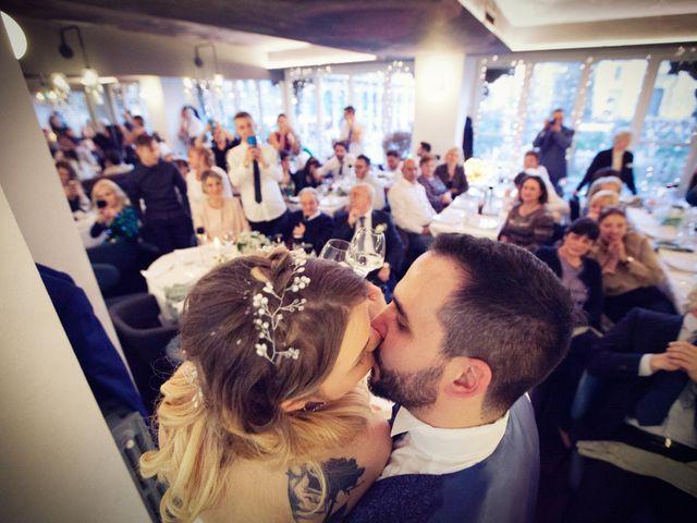 Il matrimonio di Riccardo e Daniela a Milano, Milano 115