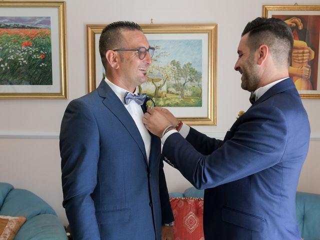 Il matrimonio di Giuseppe e Antonella a Orta Nova, Foggia 10