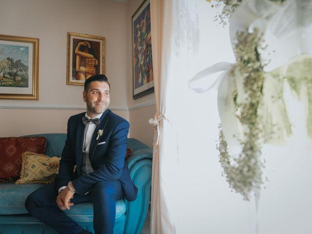 Il matrimonio di Giuseppe e Antonella a Orta Nova, Foggia 11