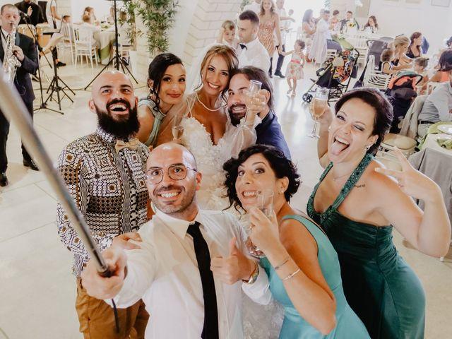 Il matrimonio di Giuseppe e Antonella a Orta Nova, Foggia 53