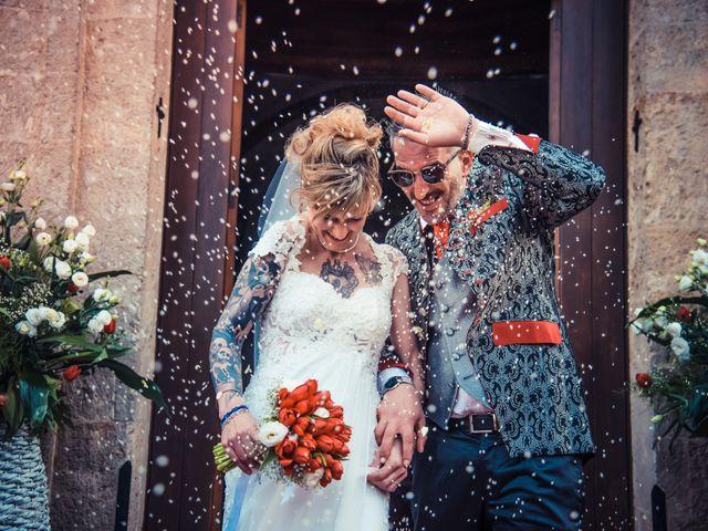 Il matrimonio di Stefano e Silvia a Torre Santa Susanna, Brindisi 13