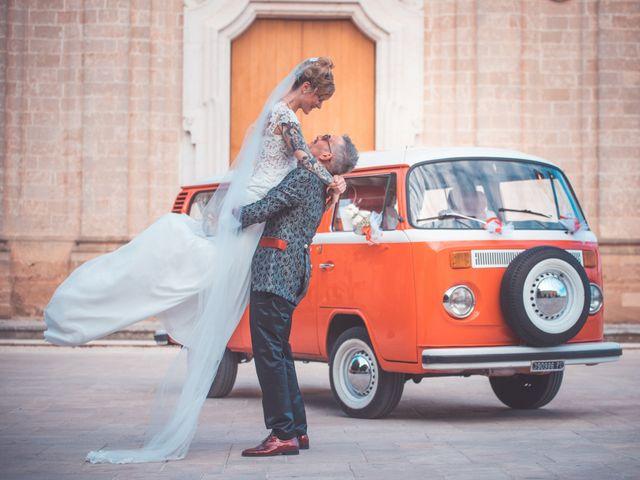 Il matrimonio di Stefano e Silvia a Torre Santa Susanna, Brindisi 14