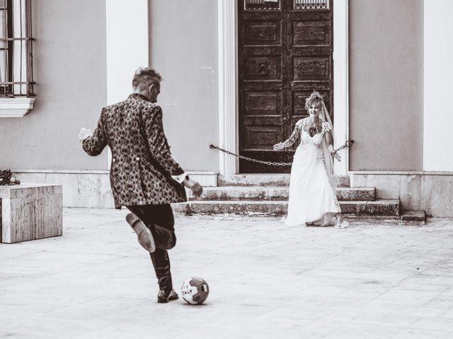 Il matrimonio di Stefano e Silvia a Torre Santa Susanna, Brindisi 18