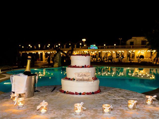 Il matrimonio di Stefano e Silvia a Torre Santa Susanna, Brindisi 30