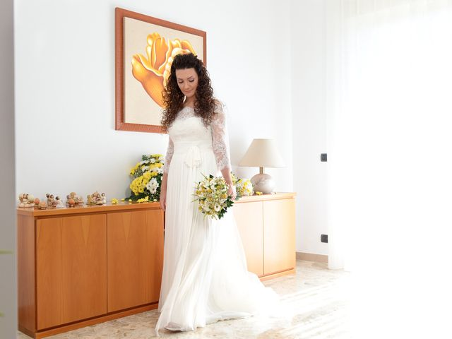 Il matrimonio di Francesco e Silvia a Turi, Bari 2