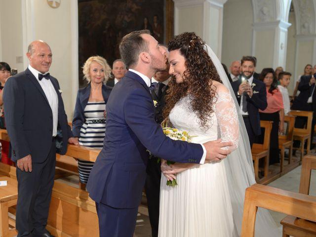 Il matrimonio di Francesco e Silvia a Turi, Bari 7
