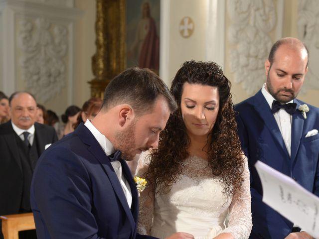 Il matrimonio di Francesco e Silvia a Turi, Bari 8