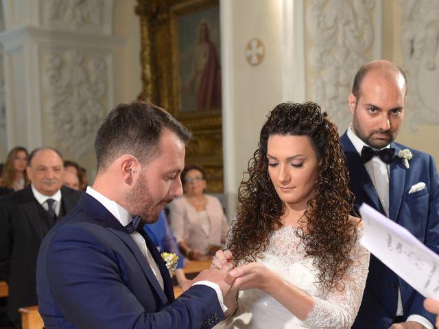 Il matrimonio di Francesco e Silvia a Turi, Bari 9