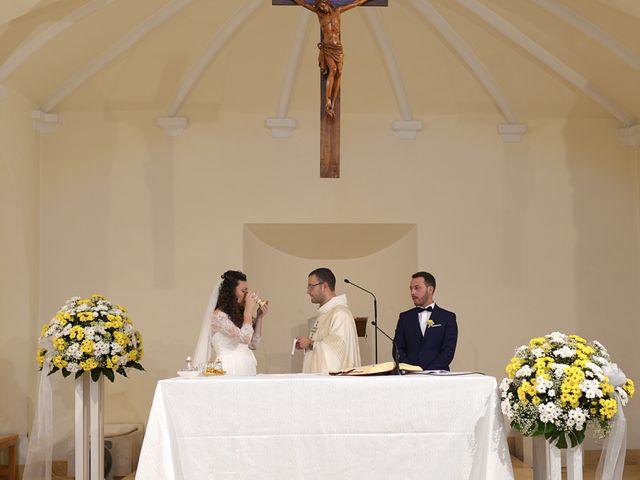 Il matrimonio di Francesco e Silvia a Turi, Bari 12