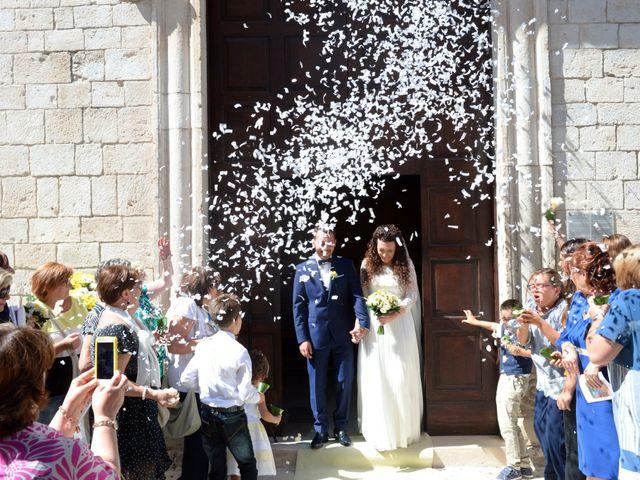 Il matrimonio di Francesco e Silvia a Turi, Bari 1