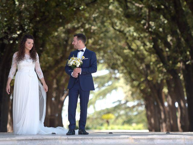 Il matrimonio di Francesco e Silvia a Turi, Bari 15