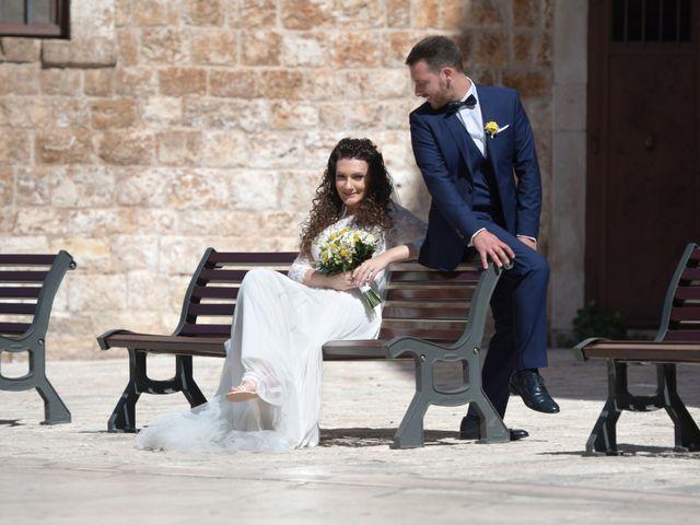 Il matrimonio di Francesco e Silvia a Turi, Bari 16