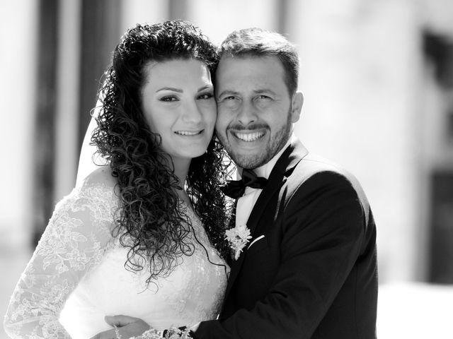 Il matrimonio di Francesco e Silvia a Turi, Bari 17