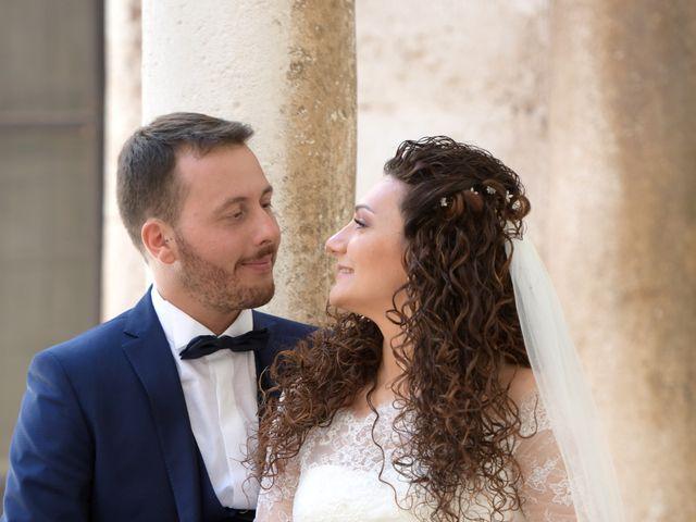 Il matrimonio di Francesco e Silvia a Turi, Bari 19