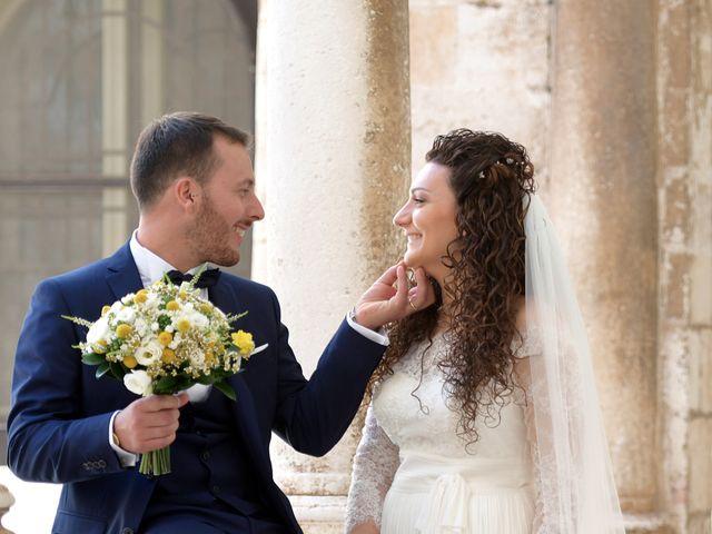 Il matrimonio di Francesco e Silvia a Turi, Bari 20