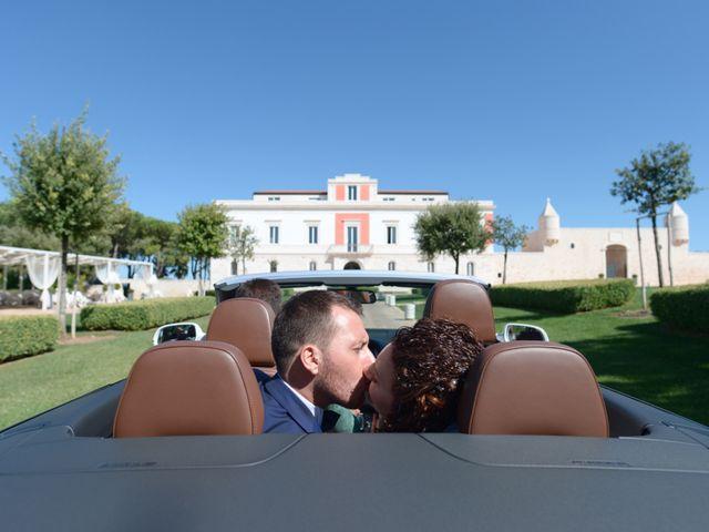 Il matrimonio di Francesco e Silvia a Turi, Bari 22