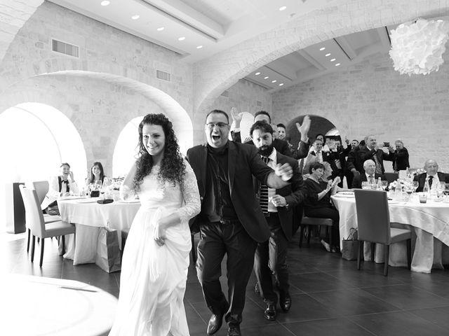 Il matrimonio di Francesco e Silvia a Turi, Bari 24