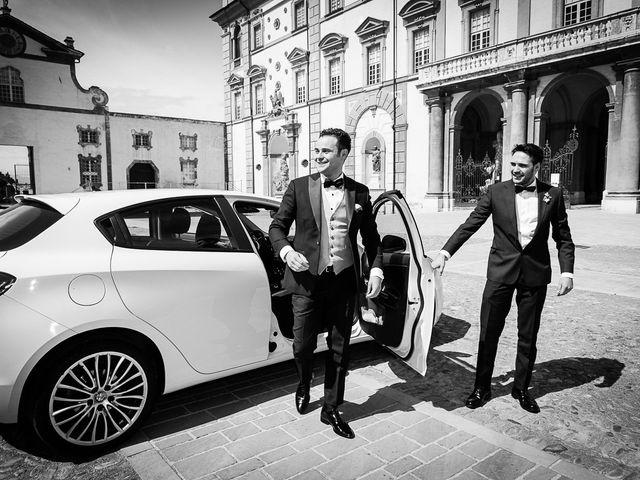 Il matrimonio di Elena e Giorgio a Sassuolo, Modena 1