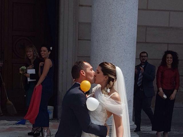 Il matrimonio di Marco e Roberta a Corbetta, Milano 1