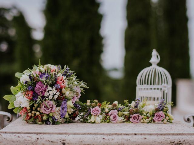 Il matrimonio di Marco e Francesca a Bassano Romano, Viterbo 7