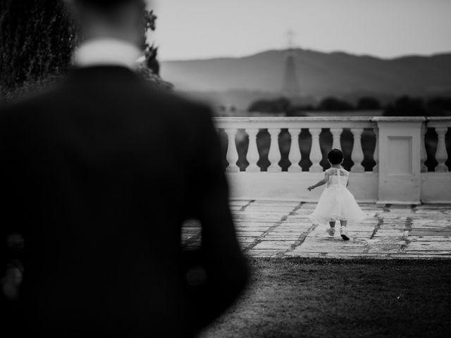 Il matrimonio di Marco e Francesca a Bassano Romano, Viterbo 23