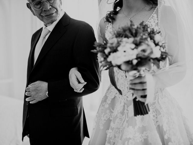 Il matrimonio di Marco e Francesca a Bassano Romano, Viterbo 32