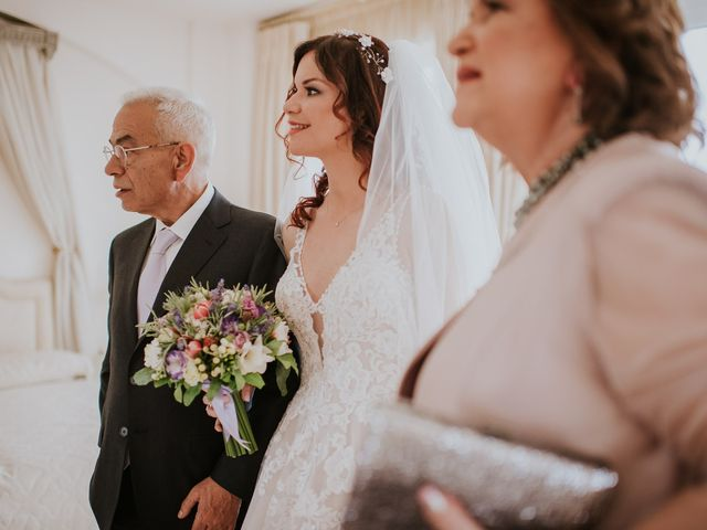 Il matrimonio di Marco e Francesca a Bassano Romano, Viterbo 33