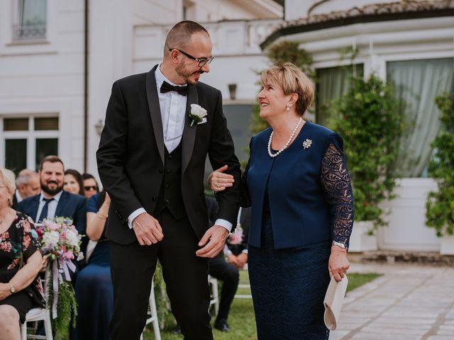 Il matrimonio di Marco e Francesca a Bassano Romano, Viterbo 39